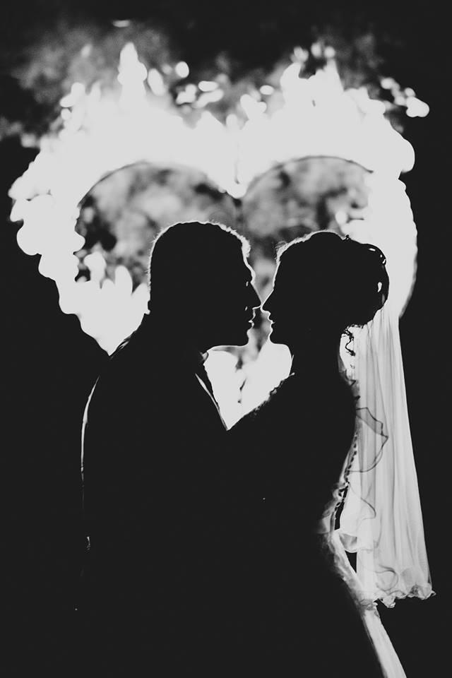 романтична програма за сватба