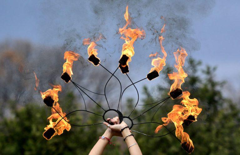 Огън, следвай ме