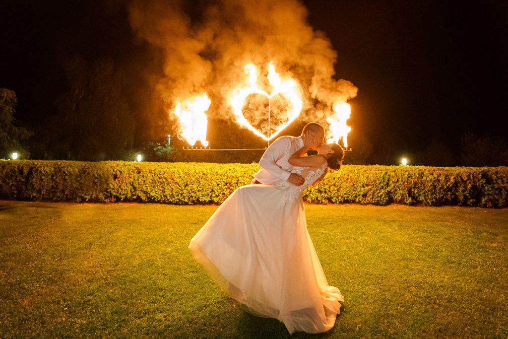 Сватбена фотография Ivan Madevski Вила Еакатерина