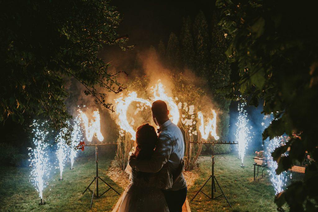 Сватбата на Илиана и Илиан в Best Western Hotel Expo заснета от Георги Казаков